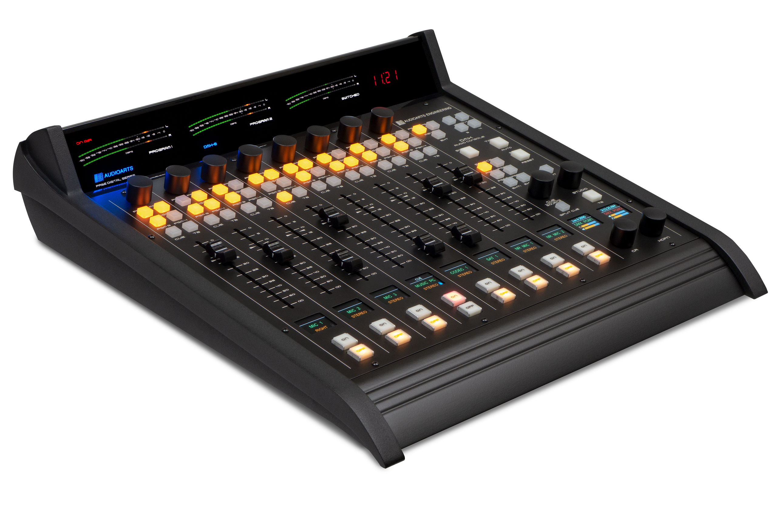 WHEATNET-IP ADDED TO AUDIOARTS CONSOLE